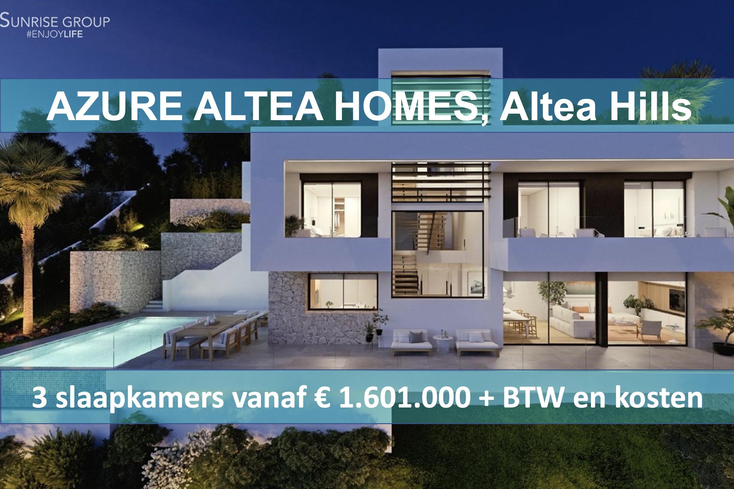 AZURE ALTEA HOMES